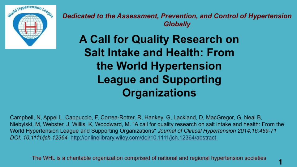 Call For Quality Research