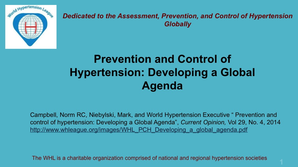 Prevention and Control PowerPoint